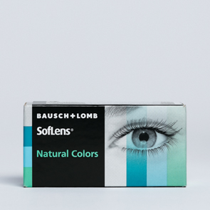 Контактные линзы SofLens Natural Colors 0,00 (2 линзы)0.00/8.7/Amazon