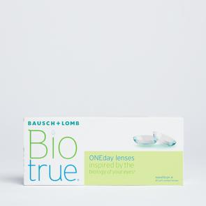 Контактные линзы Biotrue ONEday (30 линз)-2.00/8.6