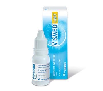 Гидрогель офтальмологический VISMED (ВИЗМЕД) 15 ml