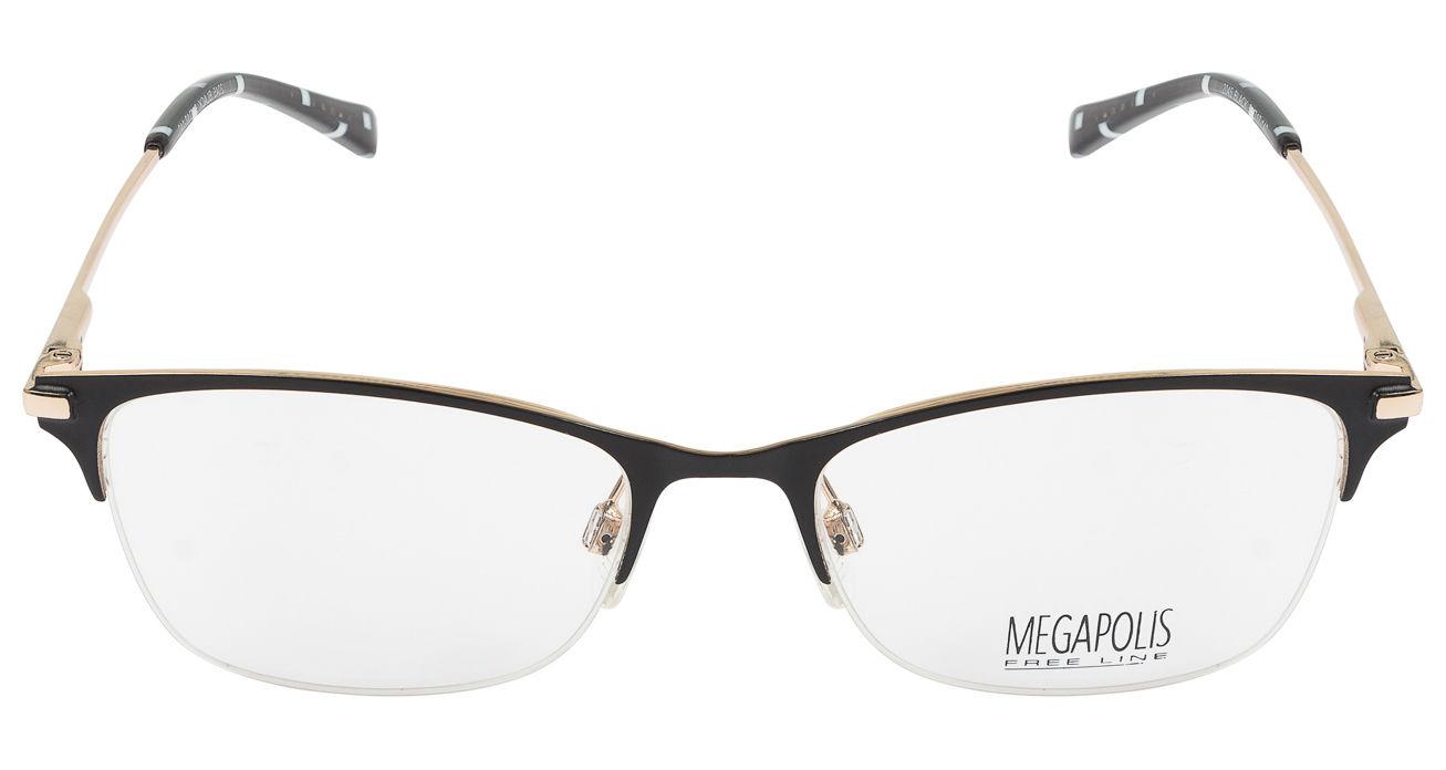 Оправа MEGAPOLIS 2045 BLACK фото