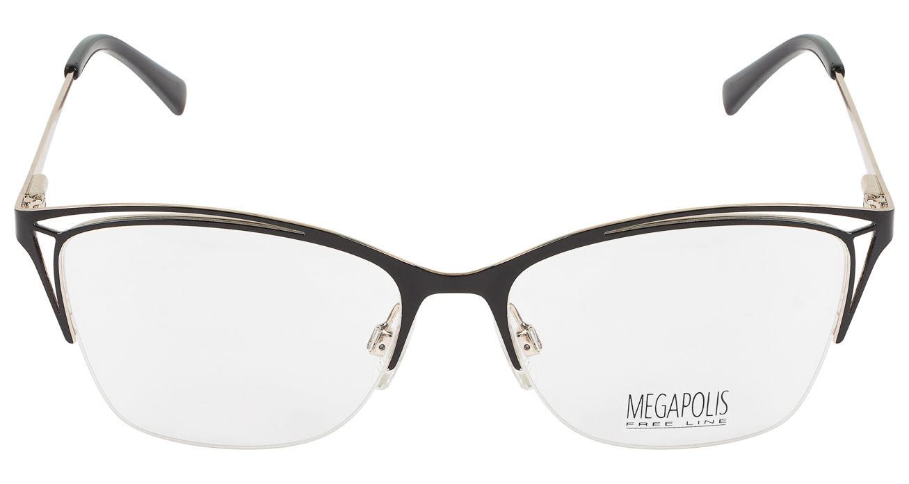 Оправа MEGAPOLIS 2049 BLACK