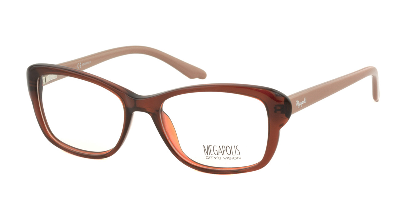 Оправа MEGAPOLIS 647 BROWN фото