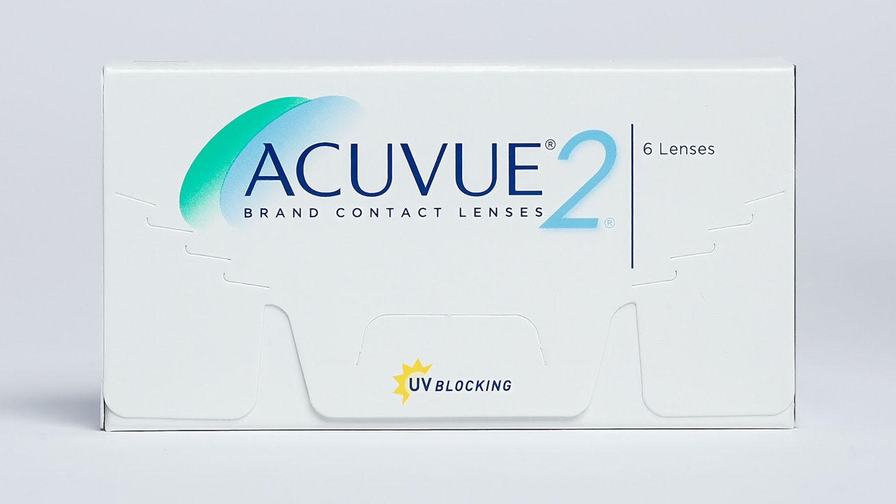 Контактные линзы ACUVUE 2 (6 линз) фото