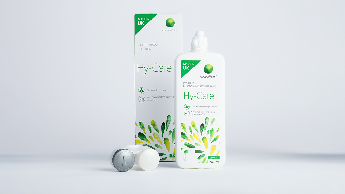 Раствор Hy-Care (250 ml) фото