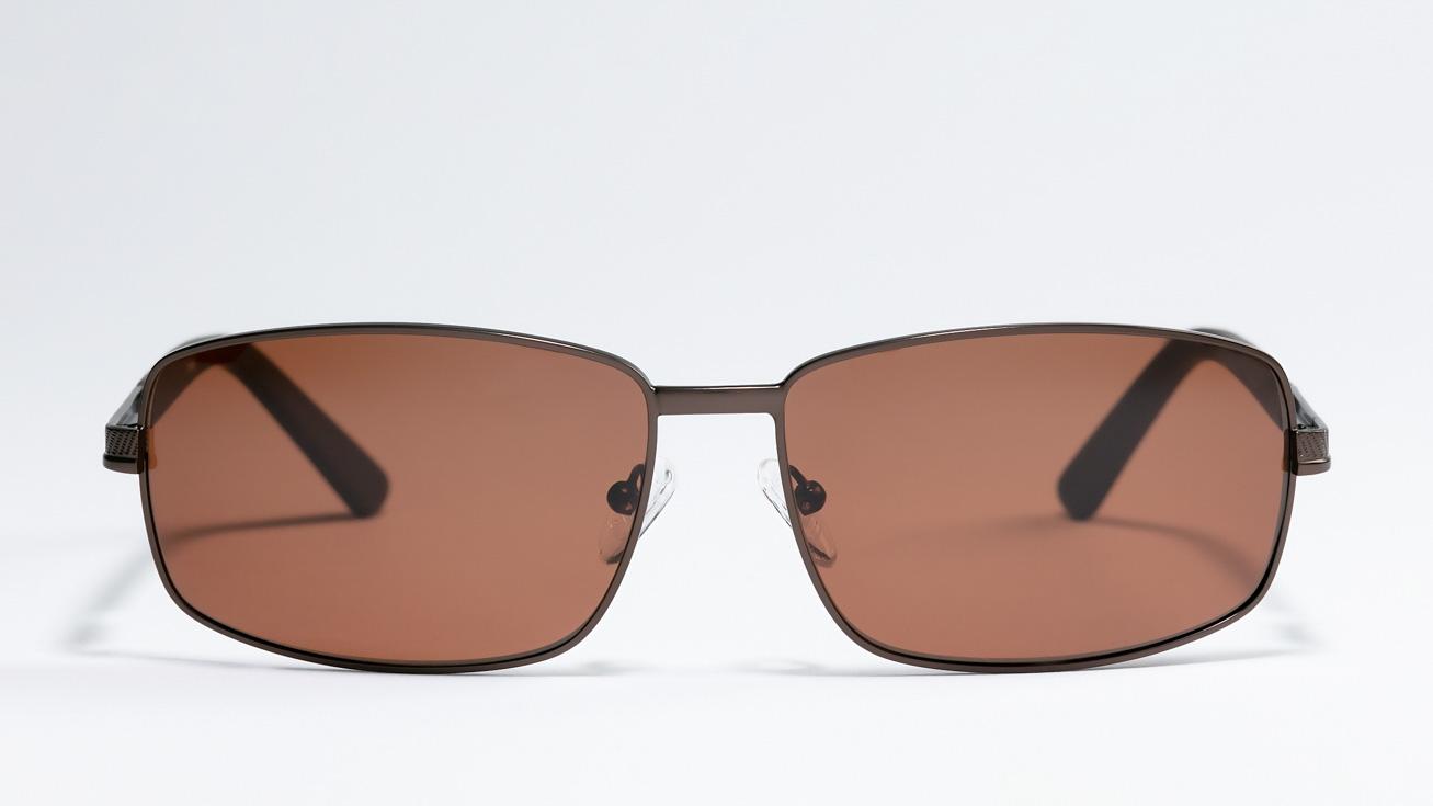 Солнцезащитные очки Очки с/з Trendy TDS0001 m.brown фото