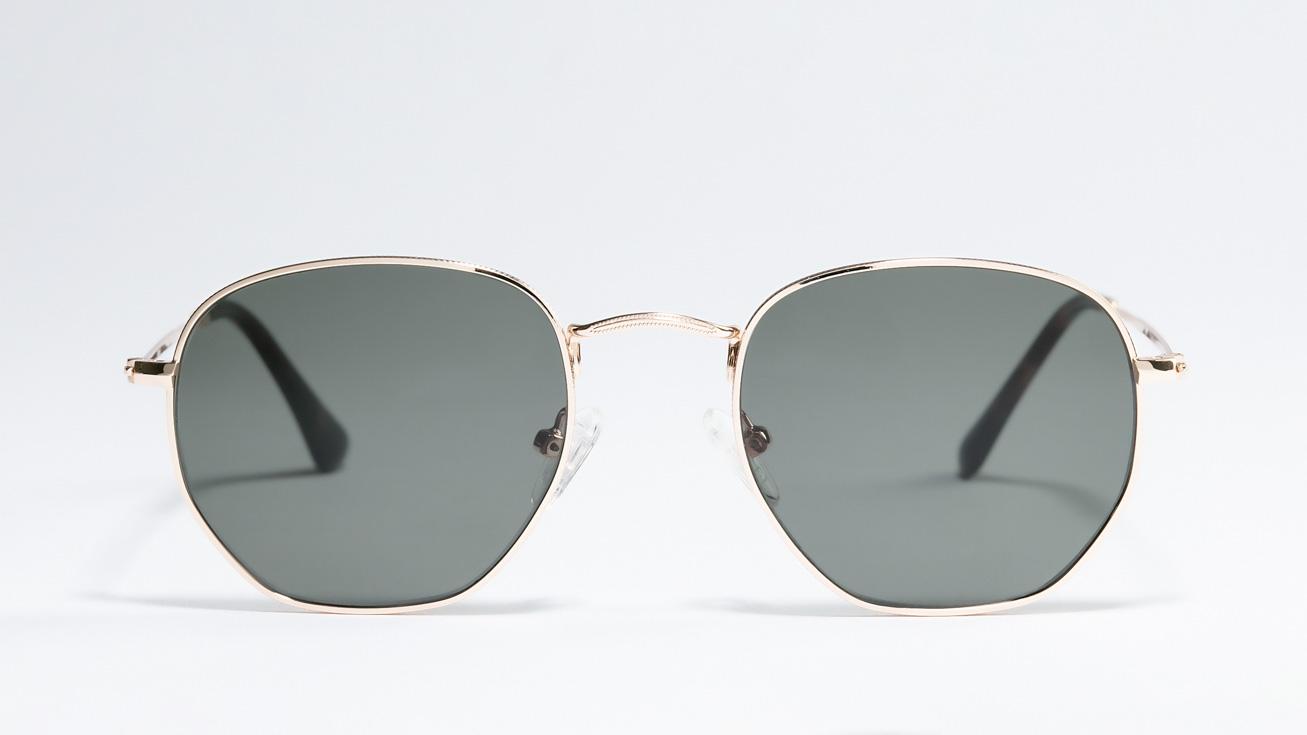 Солнцезащитные очки Очки с/з Trendy TDS0003 GOLD фото
