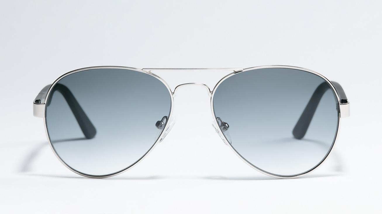 Солнцезащитные очки Очки с/з Trendy TDS0005 SILVER фото