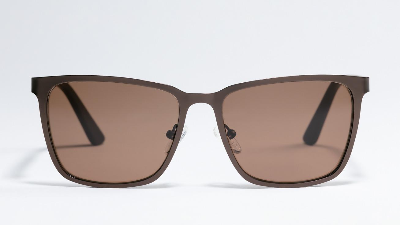 Солнцезащитные очки Очки с/з Trendy TDS0007 m.brown фото