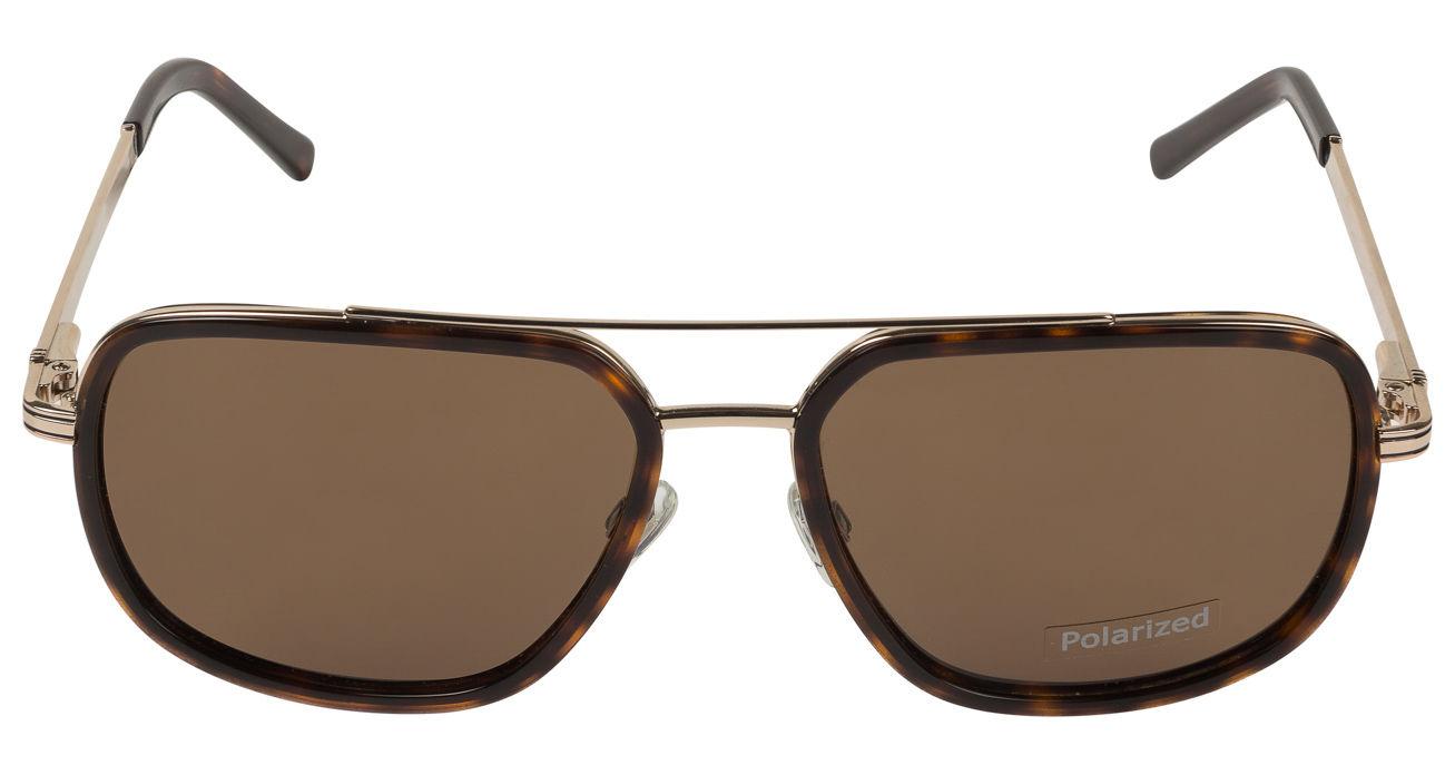 Солнцезащитные очки Очки с/з MEGAPOLIS 208 BROWN