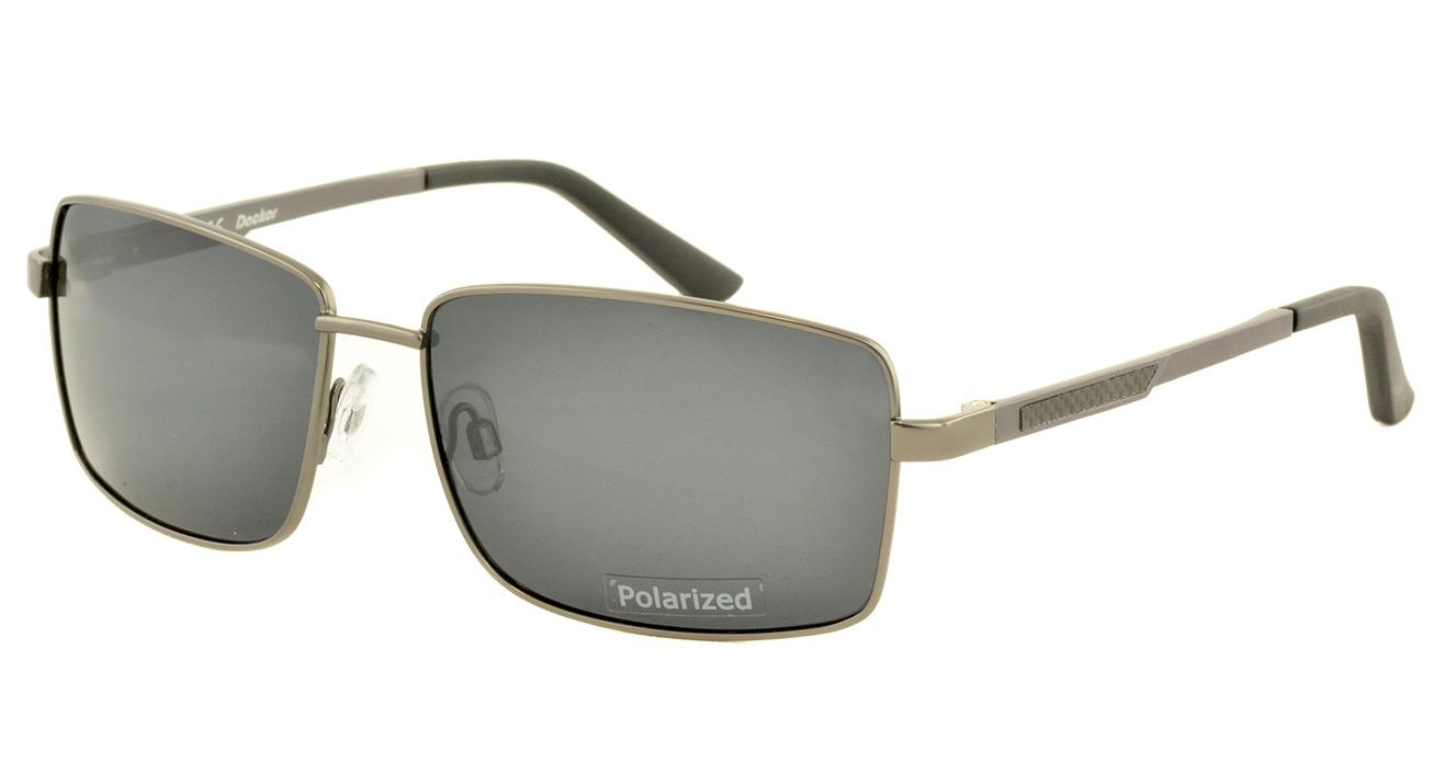 Солнцезащитные очки Очки с/з Dackor 161 GREY фото