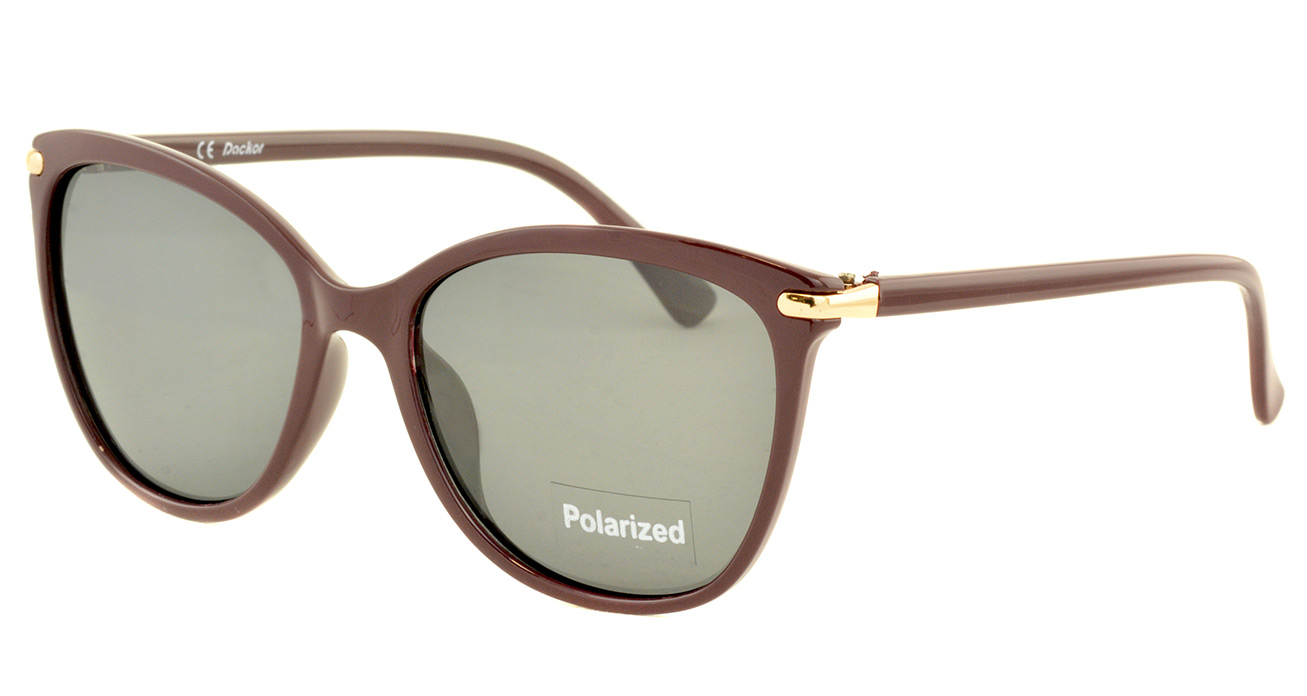 Солнцезащитные очки Очки с/з Dackor 206 bordo фото