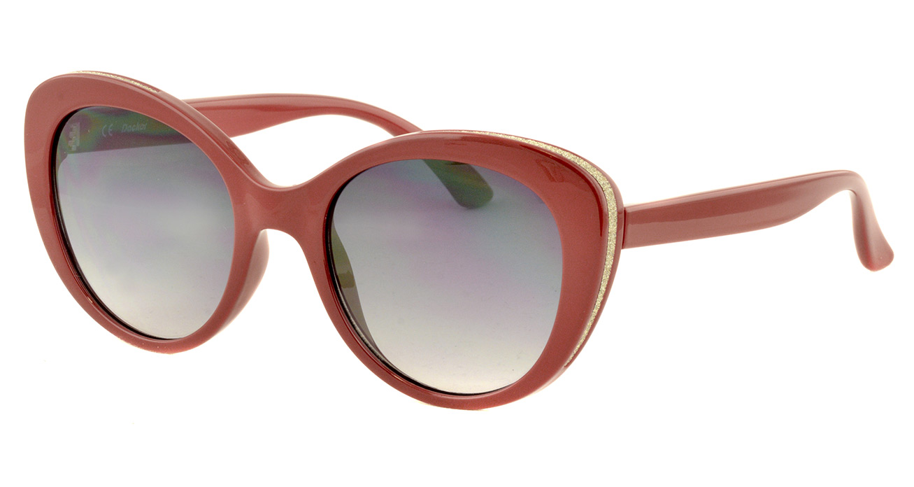 Солнцезащитные очки Очки с/з Dackor 465 bordo фото