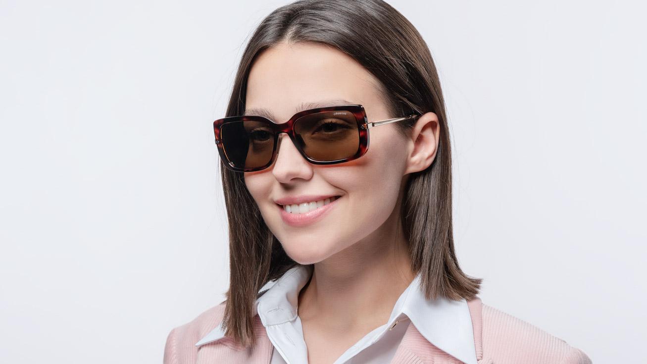 Солнцезащитные очки Очки с/з POLAROID PLD 4075/S 086 фото