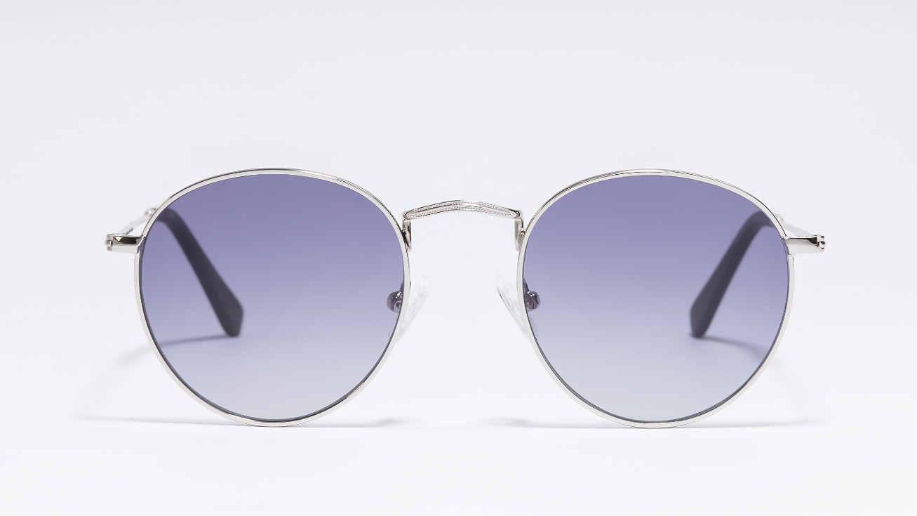 Солнцезащитные очки Trendy TDS0010 SILVER/BROWN