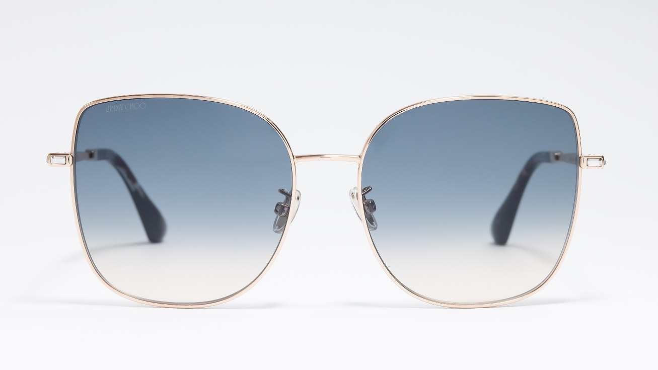 Солнцезащитные очки JIMMY CHOO FANNY/G/SK DDB
