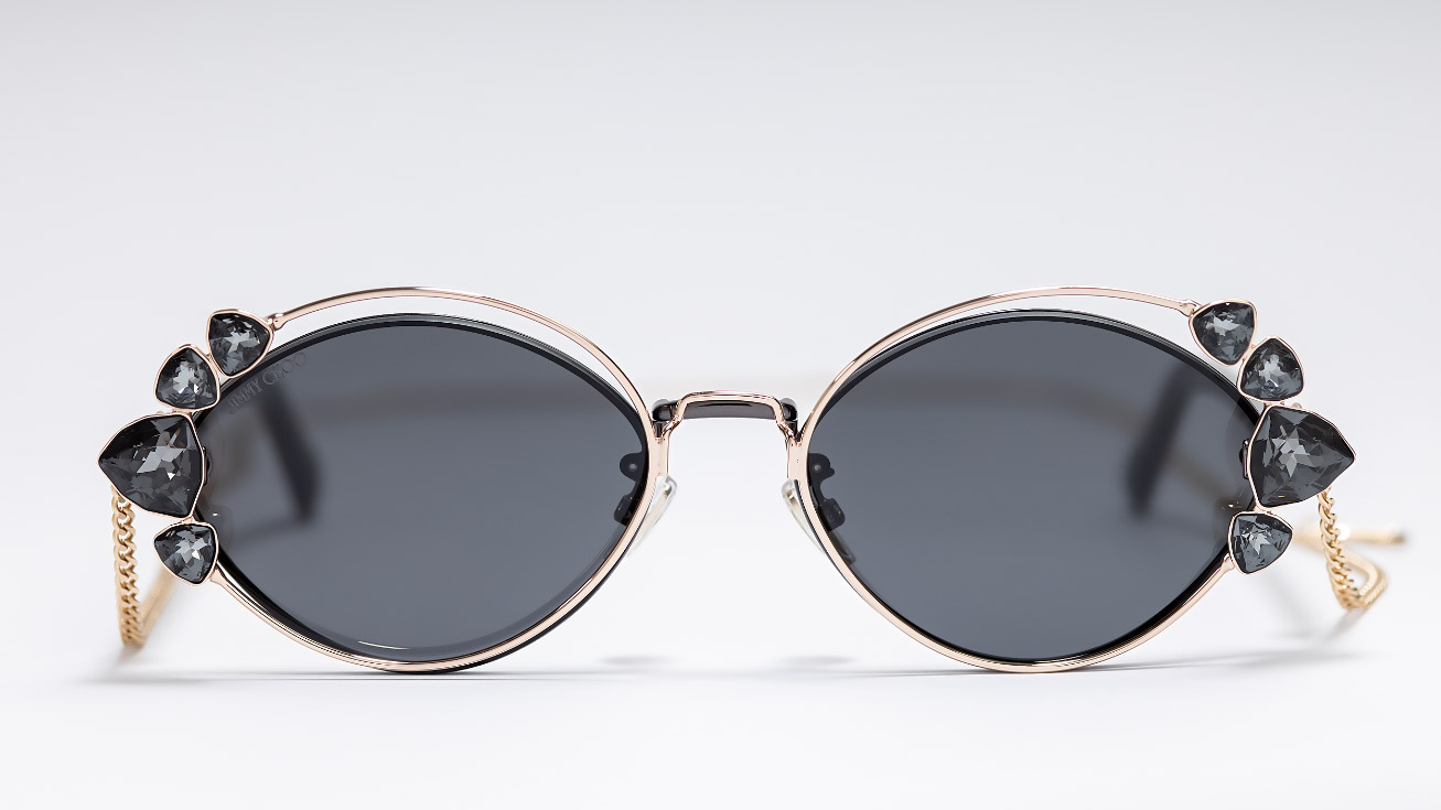Солнцезащитные очки JIMMY CHOO SHINE/S 2M2