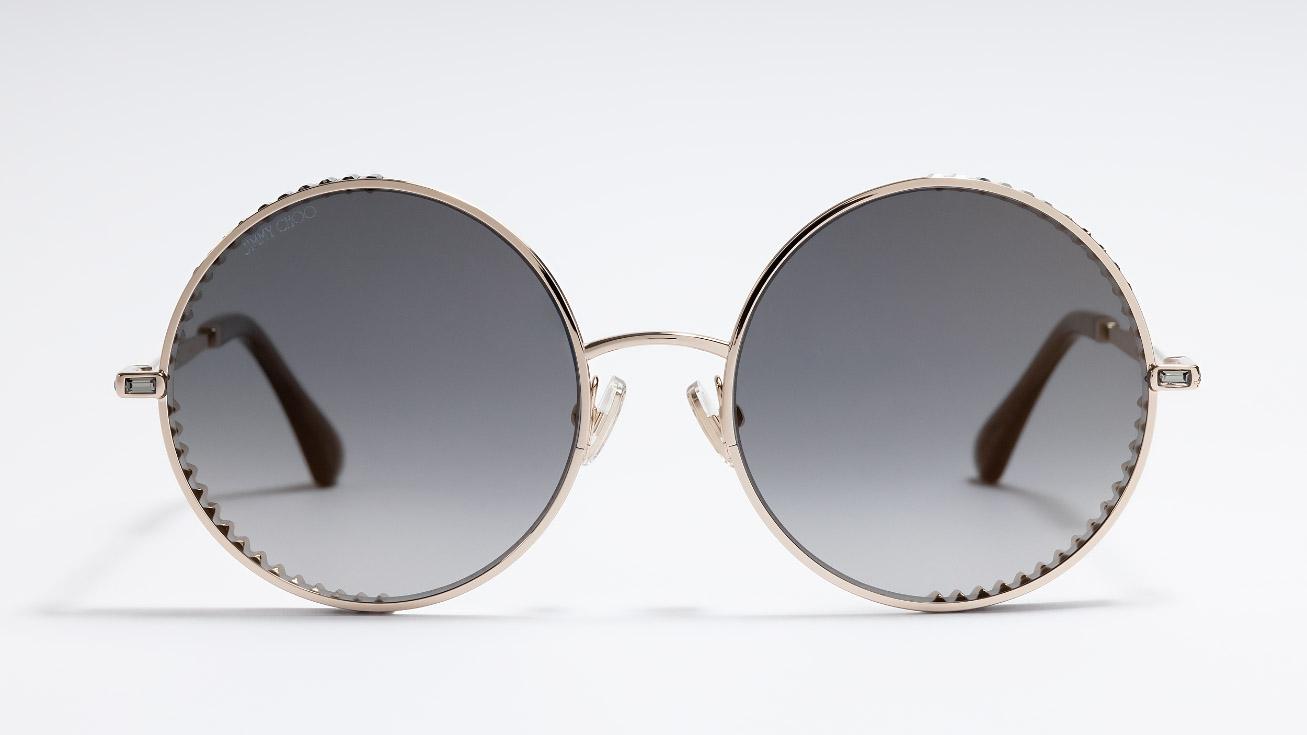 Солнцезащитные очки JIMMY CHOO GOLDY/S J5G