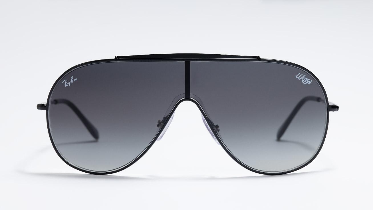 Фото - Солнцезащитные очки Ray Ban 0RB3597 002/11 очки солнцезащитные enni marco очки солнцезащитные