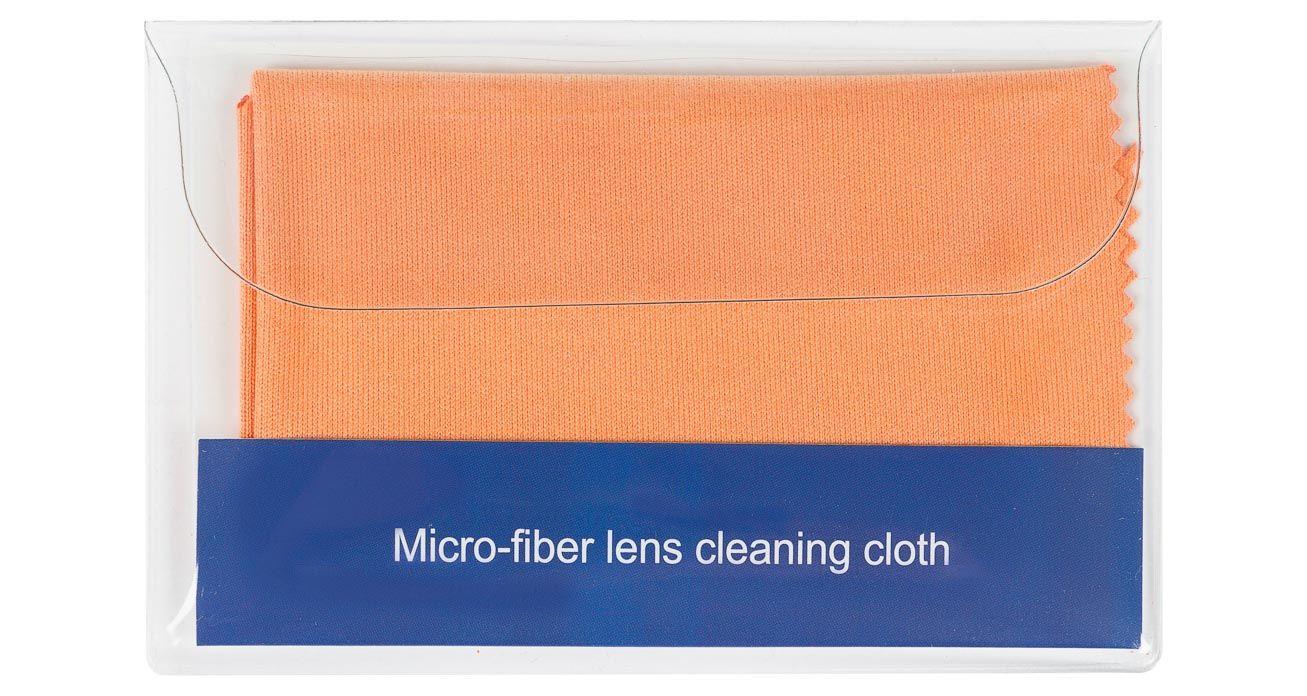 Салфетка из микрофибры CW-65100 (КA-1416) оранжевый фото