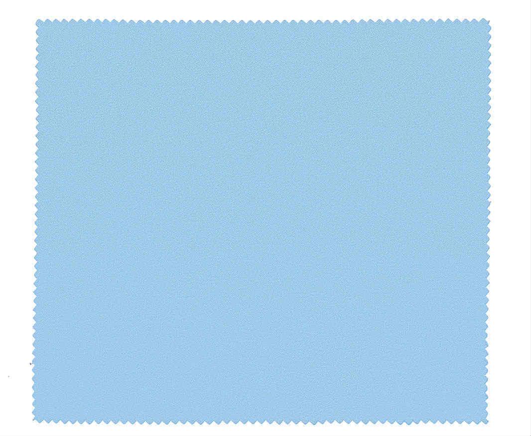 Салфетка из микрофибры CW-65100 (КA-1416) голубой фото