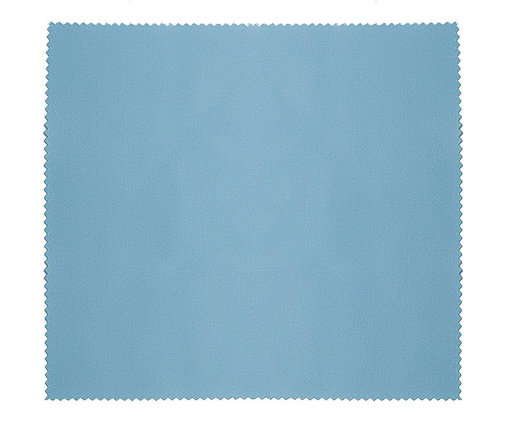 Салфетка из микрофибры W1-6060 (К2-1416) голубой фото