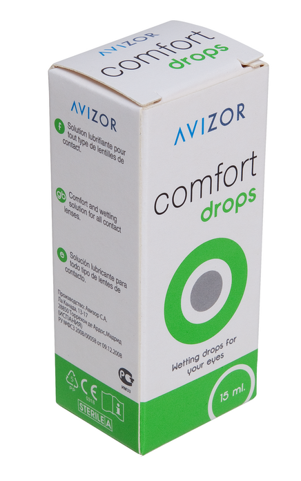 Капли Avizor Comfort Drops (15 ml)