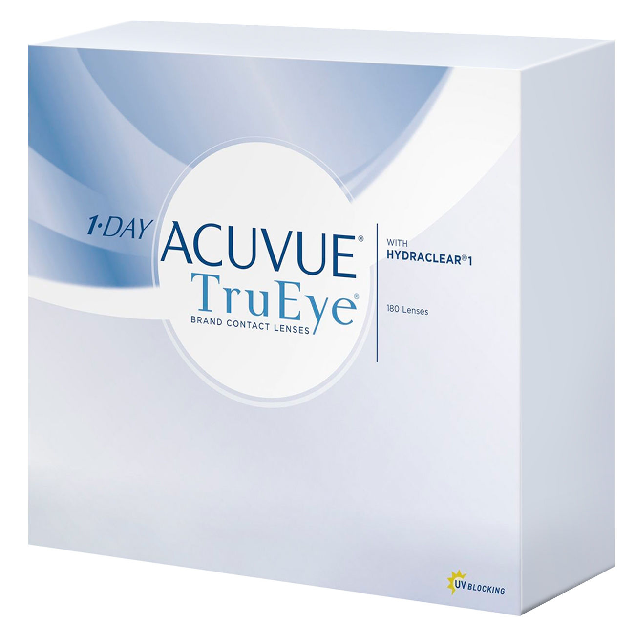 Контактные линзы 1 DAY ACUVUE TruEye (180 линз)