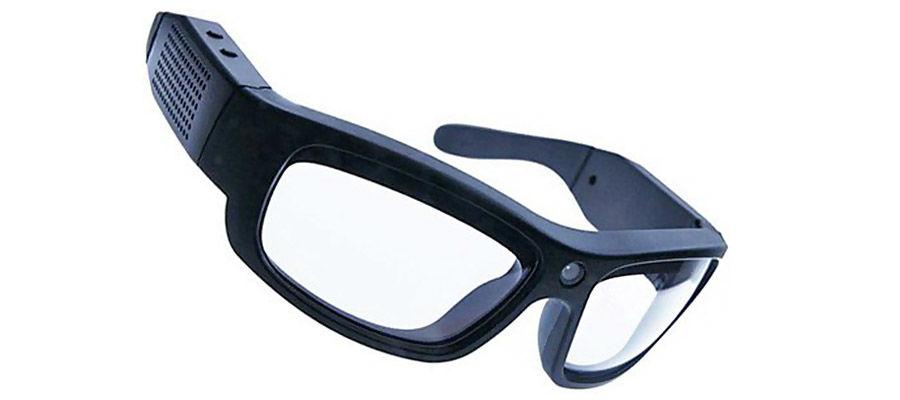 Очки со встроенной камерой
