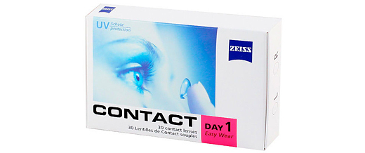 Zeiss Contact Day One (30 линз)